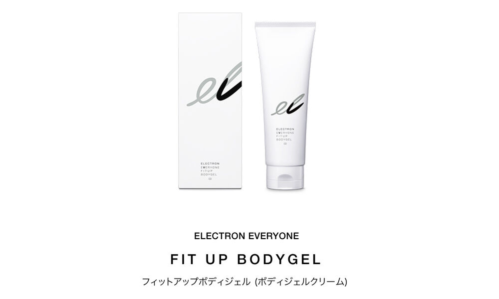 ELECTRON EVERYONE FIT UP BODY GEL